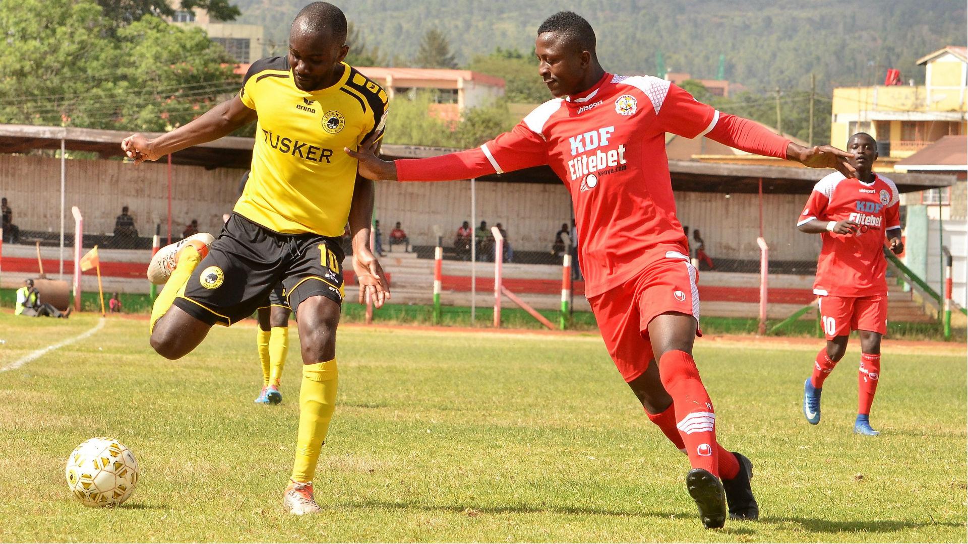 Nyangweso coy on Ulinzi Stars' KPL title chances