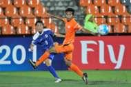 Ryutaro Megumi Tampines Rovers Alif Yusof Felda United AFC Cup 19042017