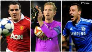 John O'Shea, John Terry, Harry Kane and football players who played as goalkeeper in their career