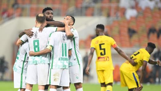 الأهلي السعودي يستغل إيقاف النشاط الرياضي في عودة القوة الضاربة   Goal.com