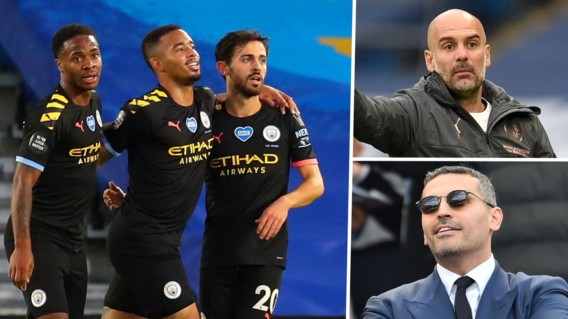 Man City face anxious wait for biggest result of their season