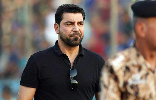 Hamza Hadi Mushin Iraq