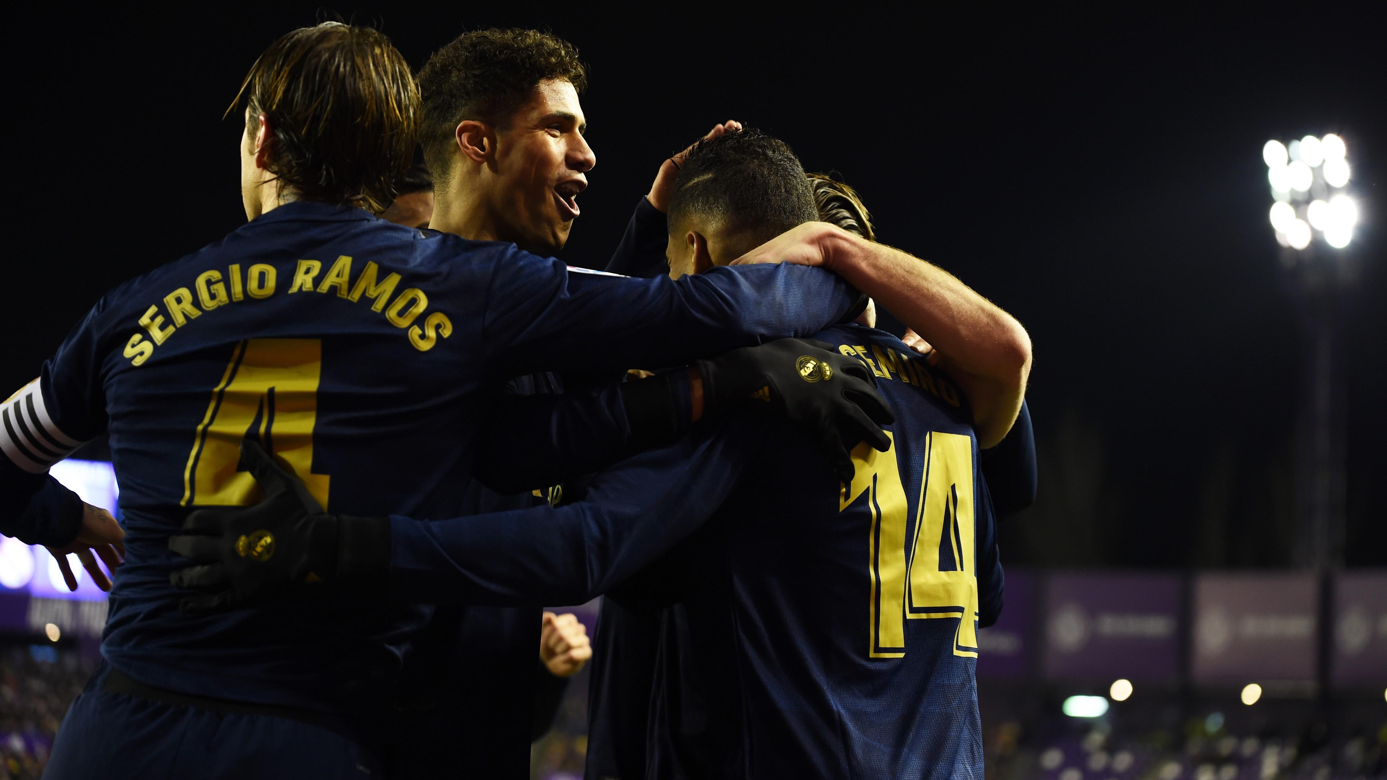 Valladolid-Madrid (0-1) - Le Real profite du faux pas du Barça