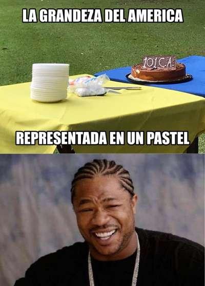 Memes pastel América