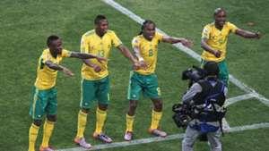 Sisphiwe Tshabalala South Africa Mexico World Cup 2010