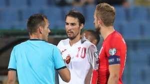'We are all the same' - Embarrassed Bulgaria captain Popov calls for unity after racism shame