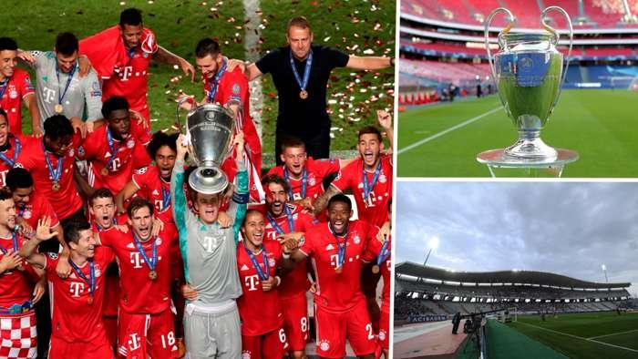 Champions League 2020-21 final