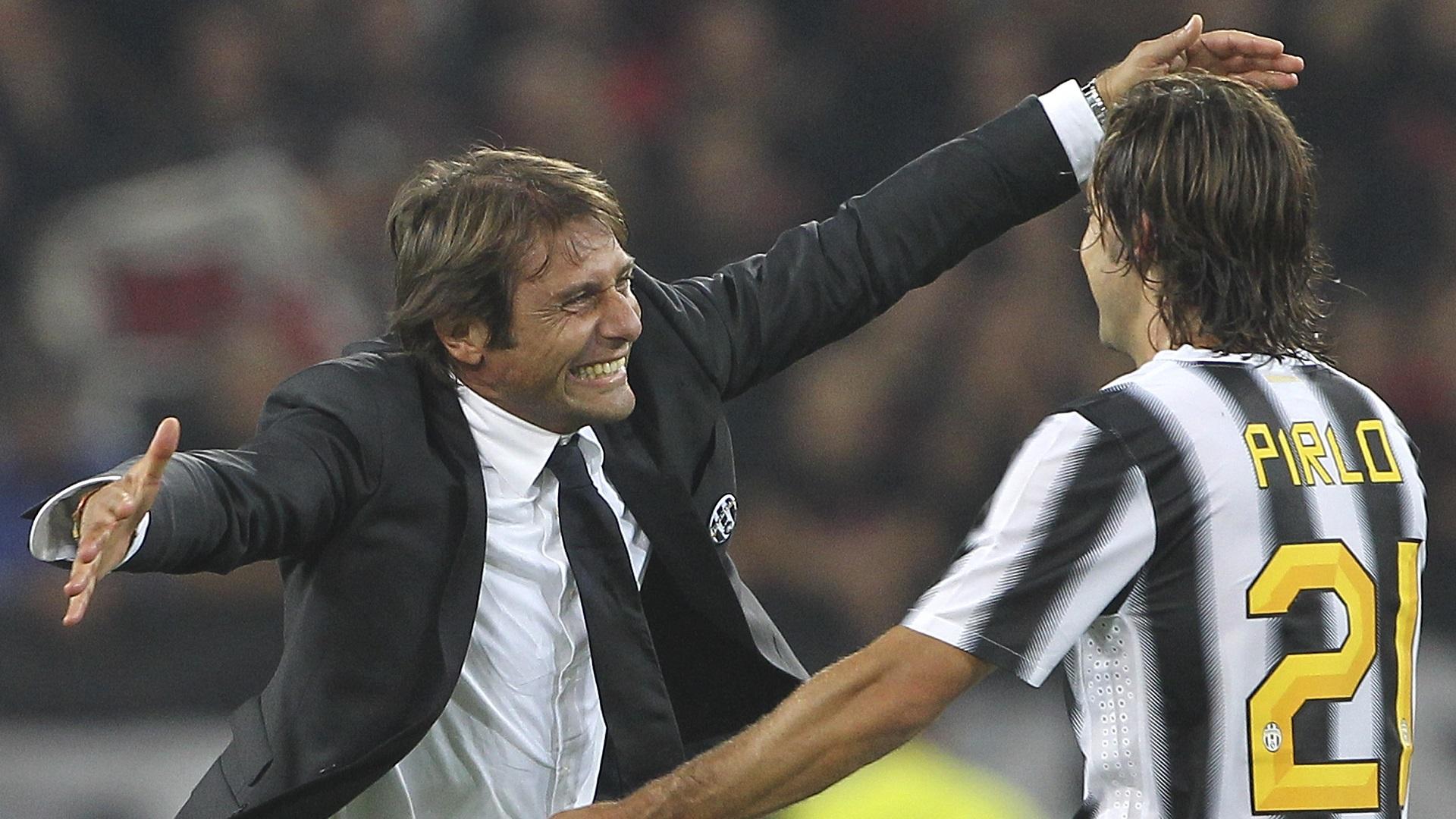 """Inter, Pirlo : """"Conte vous fait jouer mieux que vous ne pensez pouvoir le faire"""""""
