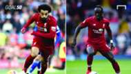 Goal 50 2019 - Mohamed Salah & Sadio Mane