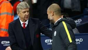 Arsene Wenger - Pep Guardiola
