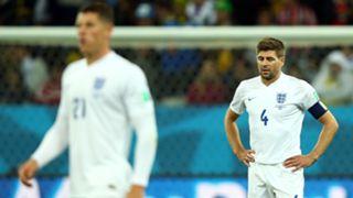 Steven Gerrard England 2014 World Cup