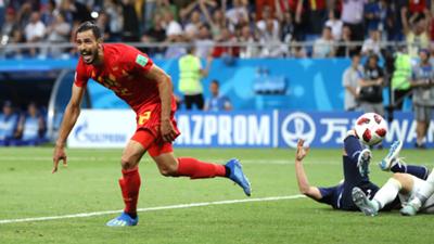 Belgium Japan World Cup 2018