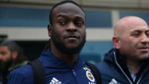 Boost for Fenerbahce as Victor Moses resumes training