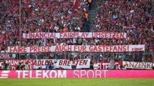 FC Bayern München Ultras Preise 17102017