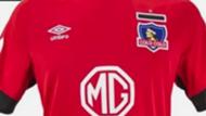 Tercera camiseta Colo Colo 2019