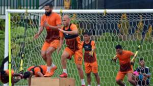 Francisco Wagsley Torres & Fernandinho - Badak Lampung FC