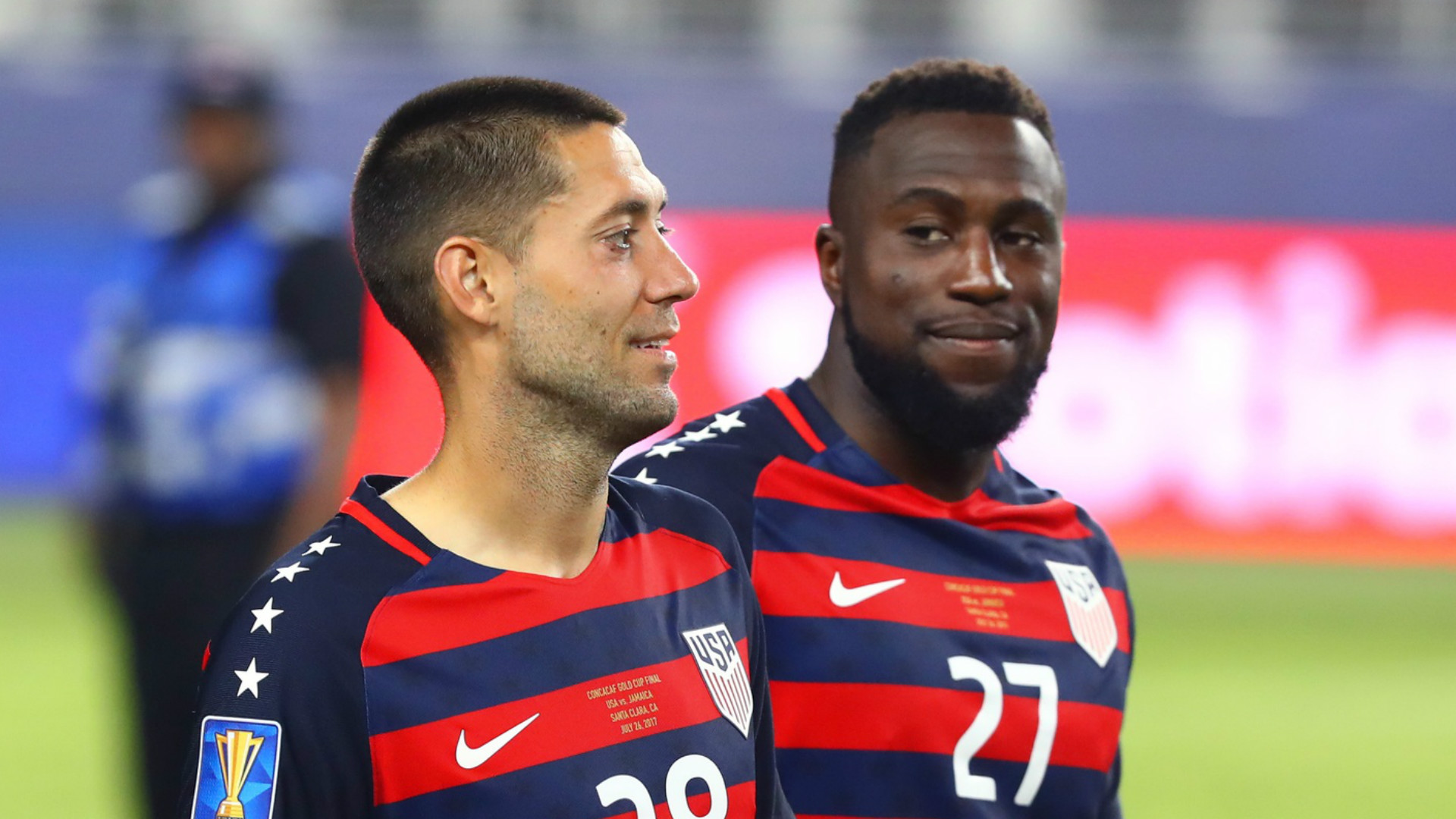 lint Dempsey Jozy Altidore USA Gold Cup 07262017