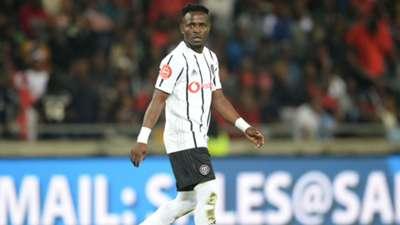 Gabadinho Mhango - Orlando Pirates August 2019