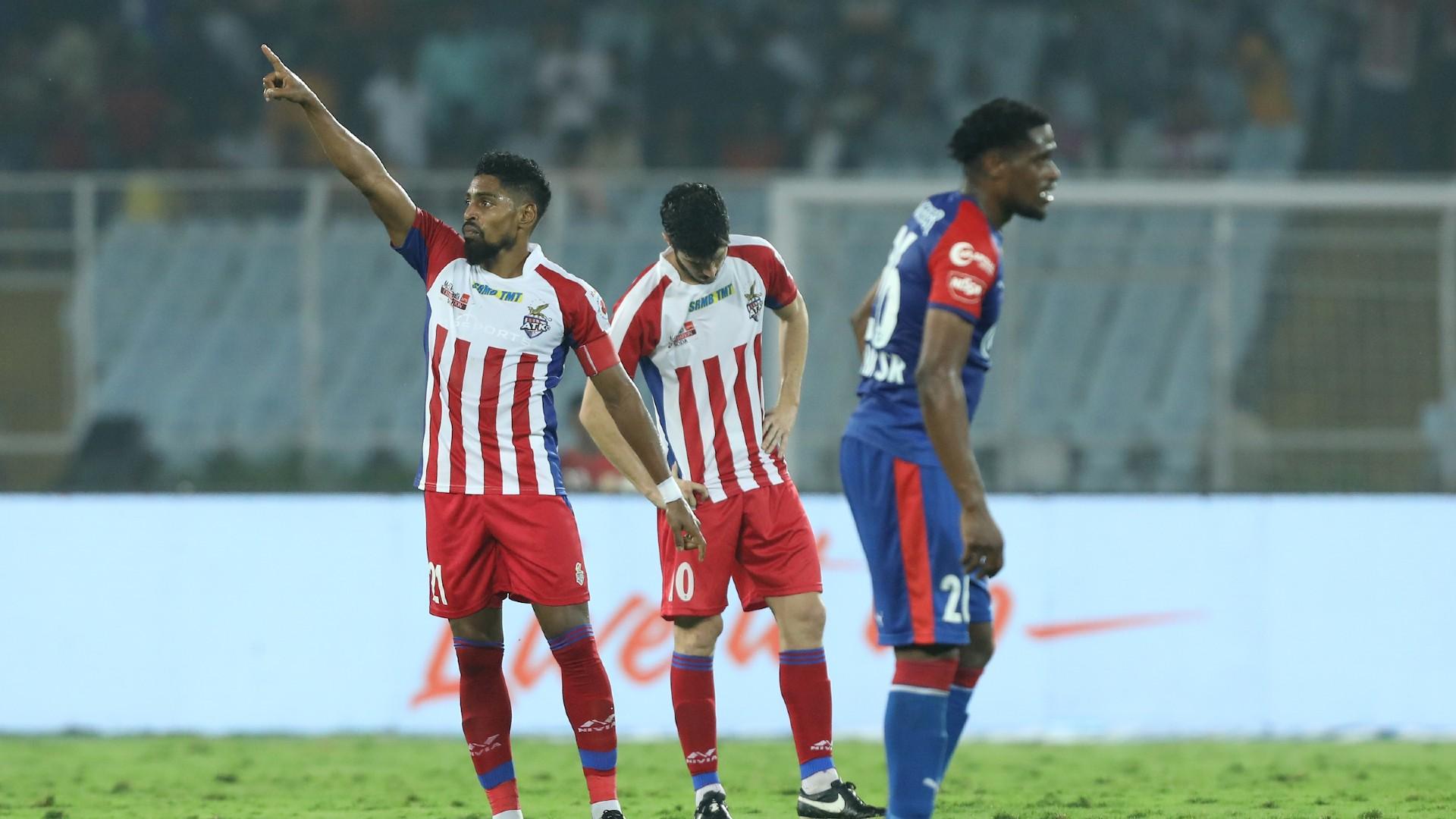ATK vs Bengaluru FC