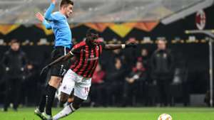 Timeoue Bakayoko Milan Dudelange Europa League
