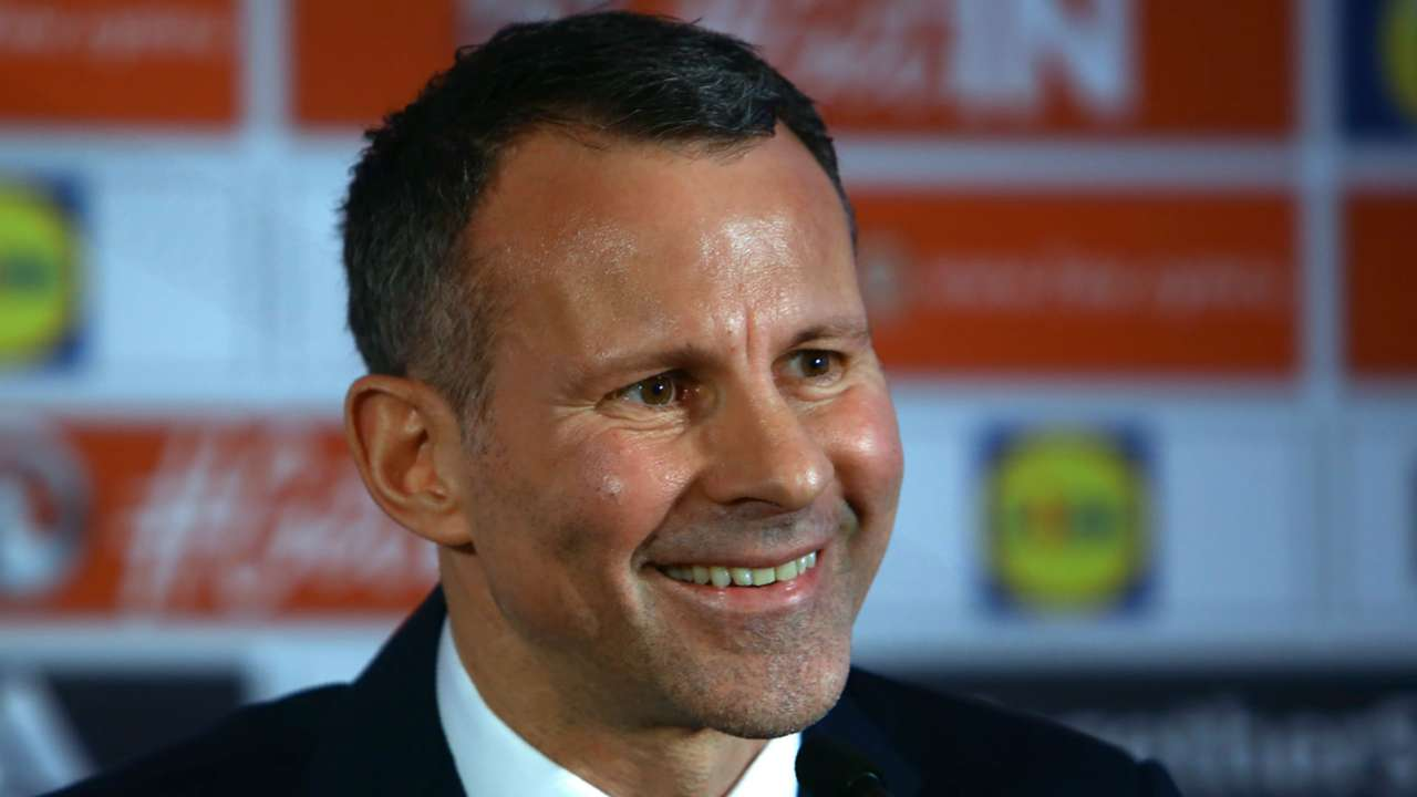 Ryan Giggs Wales manager