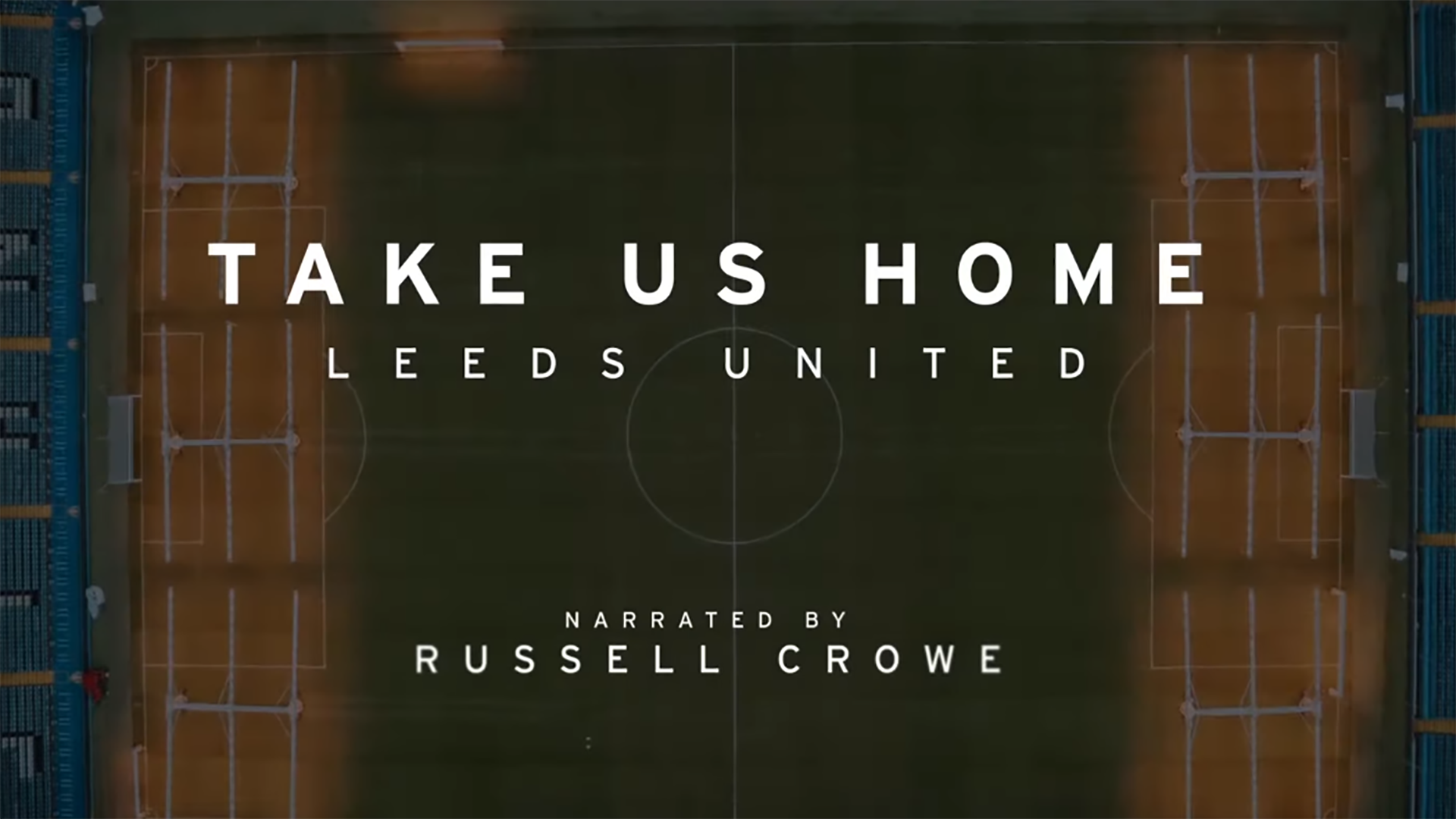 Take Us Home Leeds United documentary