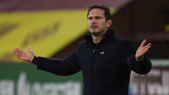 Lampard Chelsea Burnley 2020
