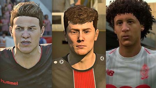 FIFA 20: Einmal Facelifting bitte! Die krummen Gesichter der Stars