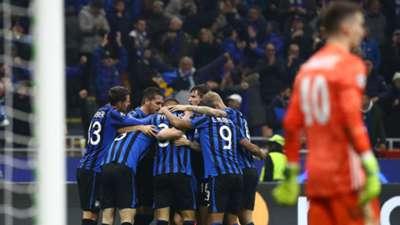 Atalanta celeb Dinamo