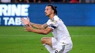 Zlatan Ibrahimovic LA Galaxy 2019