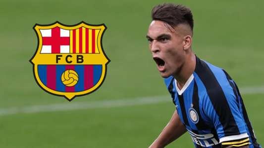 (Chuyển nhượng) Vì sao Barca tạm ngưng đàm phán thương vụ Lautaro Martinez? | Goal.com