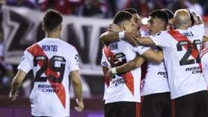 festejo River Plate Godoy Cruz Copa Argentina 18092019