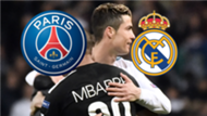 GFX PSG Real Madrid LIVE STREAM TV