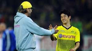 Jurgen Klopp, Shinji Kagawa, Borussia Dortmund