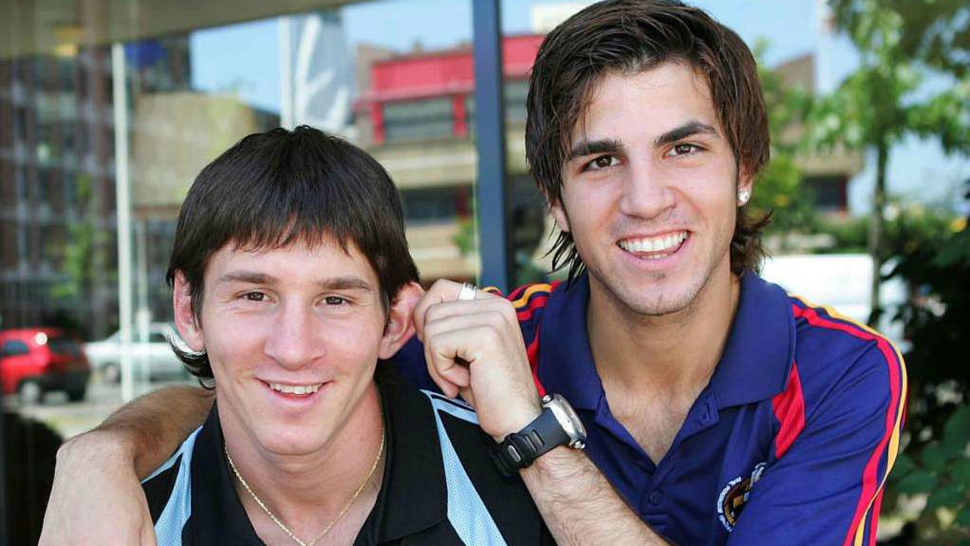 The Story Of Lionel Messi S First Days At Barcelona Goal Com