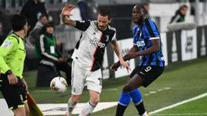 Leonardo Boucci Romelu Lukaku Juventus Inter