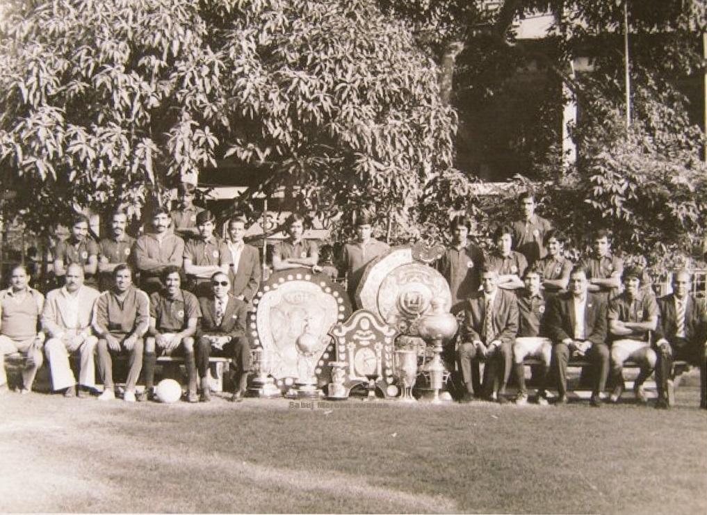 Mohun Bagan 1977