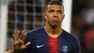 Kylian Mbappe Paris SG Monaco Ligue 1 21042019