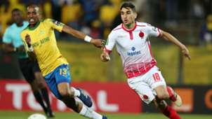 Mamelodi Sundowns and Wydad Casablanca, Caf Champions League, 5 April 2018