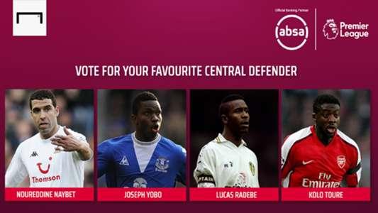 African Premier League Dream Team: Choose your Central Defender | Goal.com