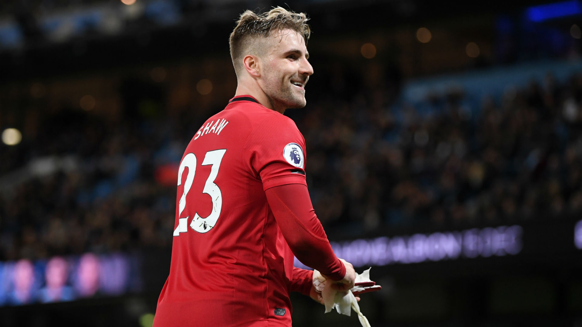 Shaw's move to central defence has given him another chance at Man Utd