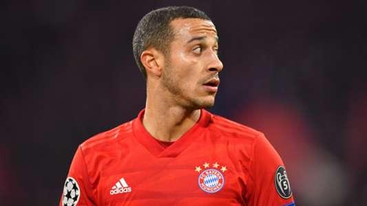 (Chuyển nhượng) Liverpool chính thức gửi đề nghị hỏi mua Thiago từ Bayern