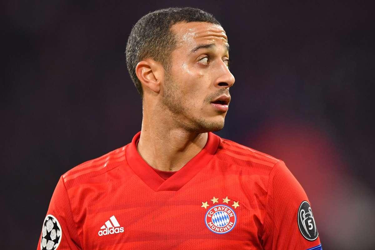 Chuyển nhượng) Chủ tịch Bayern thừa nhận Thiago có thể sớm ra đi ...