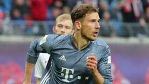 Goretzka to miss Tottenham trip in blow to Bayern's Champions League plans