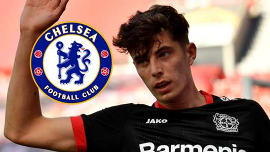 Chelsea ready to pay £90m Havertz asking price as Chilwell ...