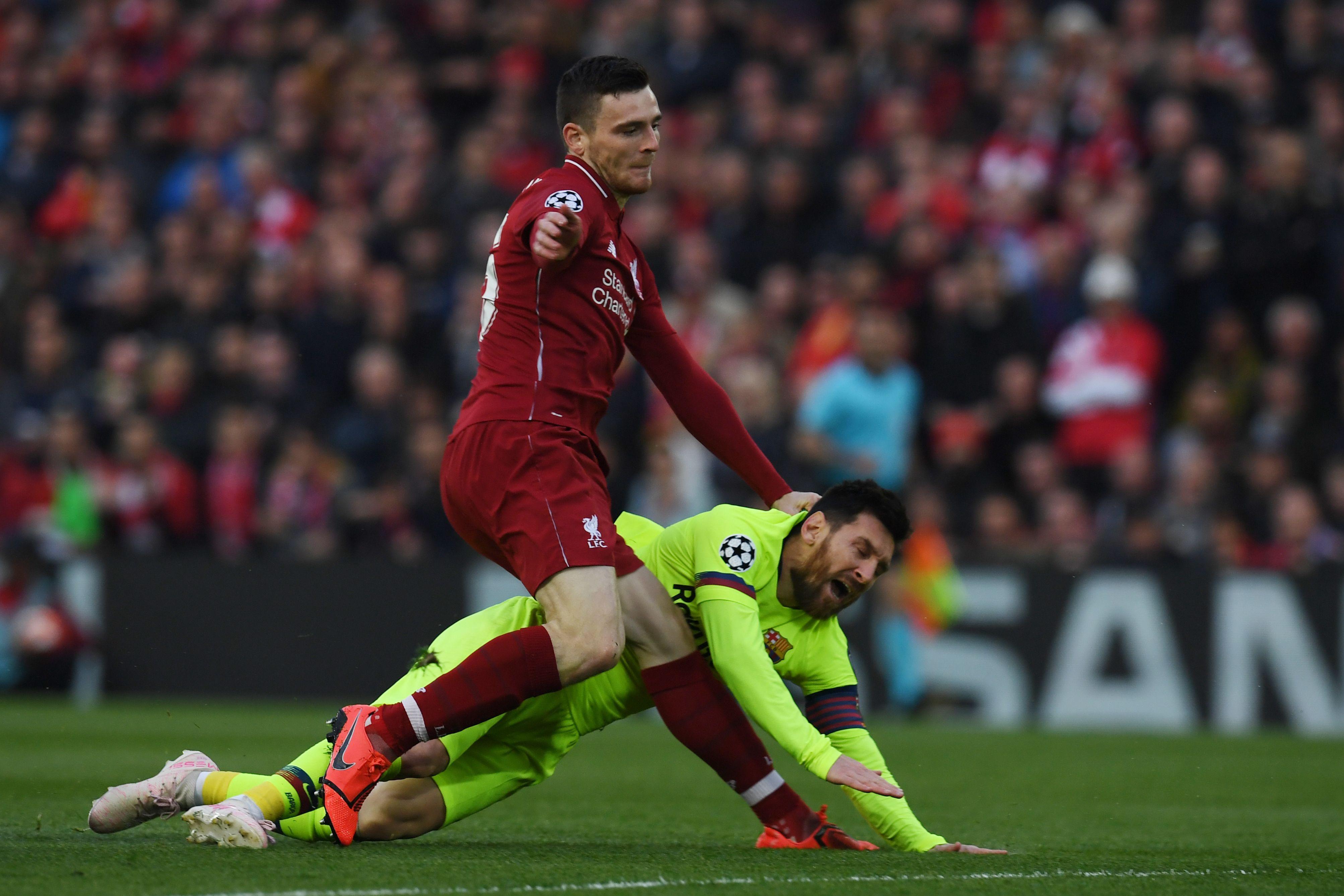 Giliran Robertson Menepi, Badai Cedera Belum Reda di Liverpool