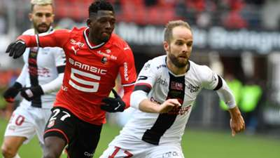 Hamari Traore Etienne Didot Rennes Guingamp Ligue 1 04022018