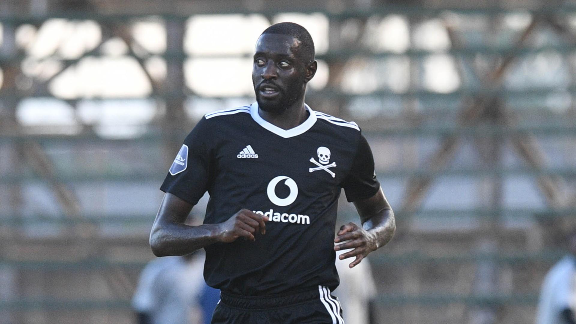 Orlando Pirates' starting XI against Mamelodi Sundowns: Hotto and Dzvukamanja return