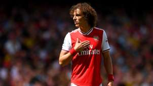 David Luiz Arsenal 2019/20