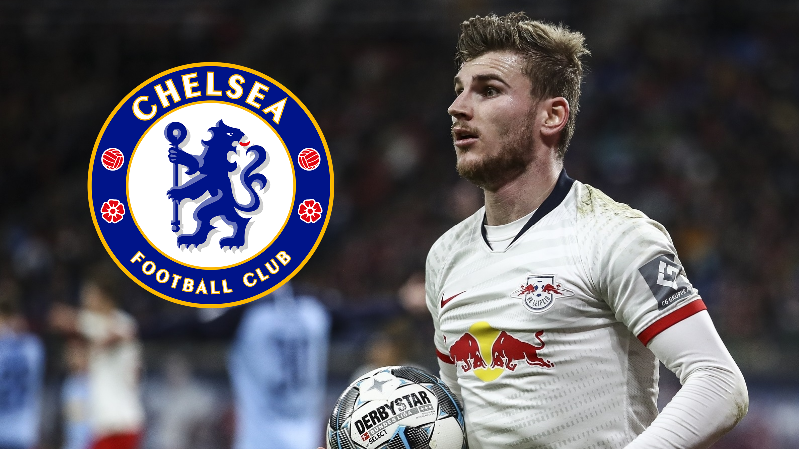 Chelsea Complete 47 5m Werner Signing From Rb Leipzig Goal Com